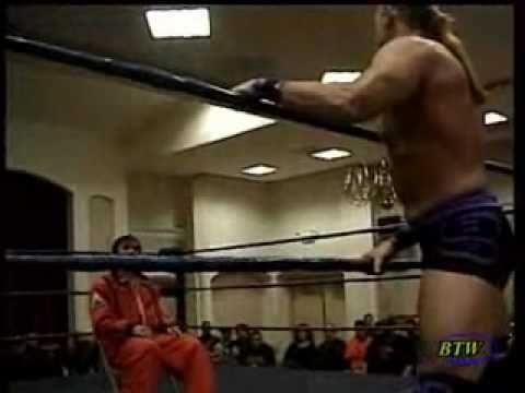 Paul London vs Shannon Ballard 10/22/10 Part 1