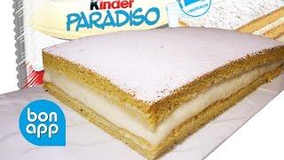 Огромный киндер Парадизо  Kinder Paradiso