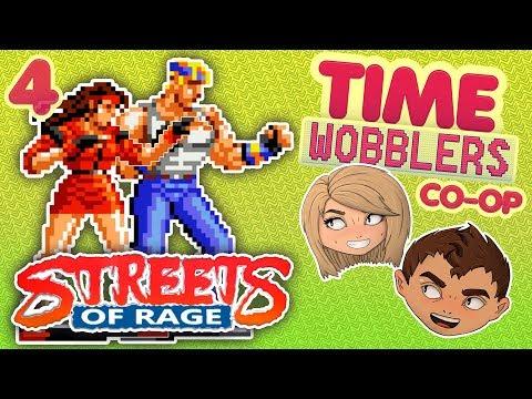 Streets Of Rage - ЧАСТЬ #4: Секрет Росомахи   Time Wobblers   SEGA Mega Drive and Genesis Classics thumbnail