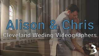 Beautiful Cleveland Wedding Highlight Video | Wedding Videographer Cleveland | Blitz Studios
