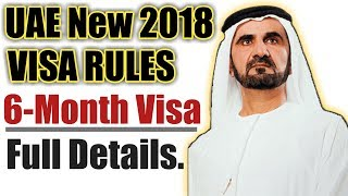 6 Month UAE Visit Visa | Know the Benefits and Inside Details | JobSeeker Visa Dubai