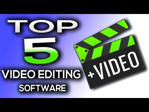 Best Video Editing Software for YouTube | 2016