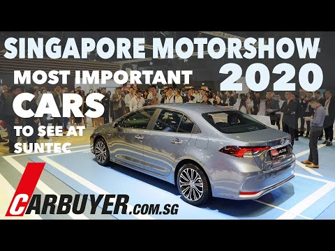 The 5 Most Important Cars From The 2020 Singapore Motorshow - CarBuyer.com.sg
