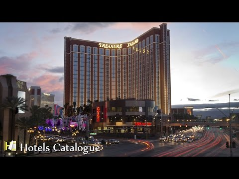 Treasure Island Hotel & Casino Las Vegas Strip - Luxury Hotel Tour