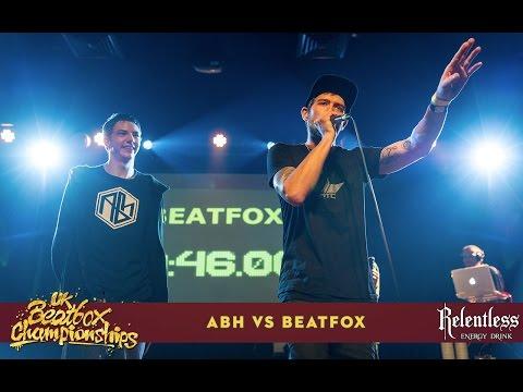 ABH vs BeatFox - Solo Semi Final - 2016 UK Beatbox Championships