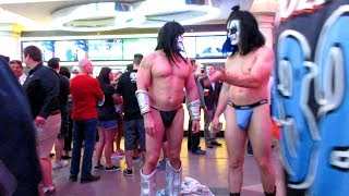 the crazy side of las vegas the fremont street experience