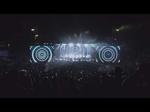 Alesso Take My Breath Away' live at Greek Theatre