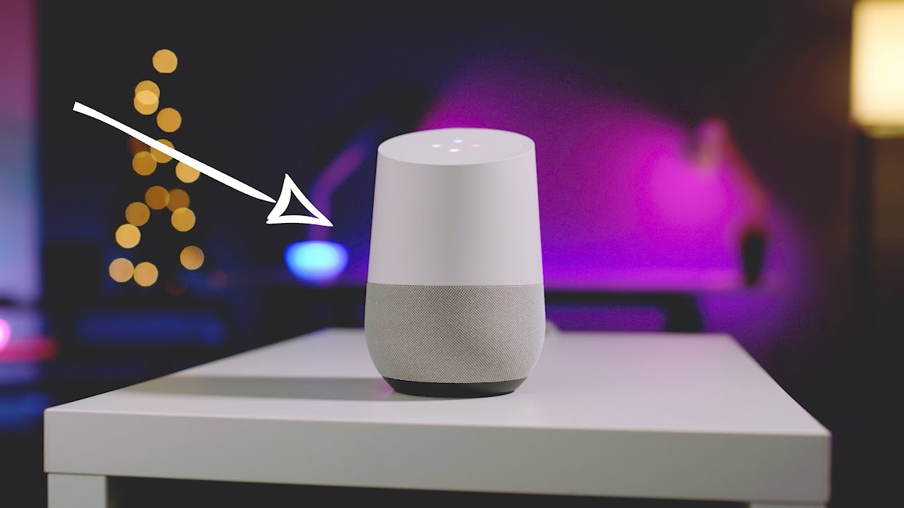 Smart Home Setups Google Home Philips Hue Youtube