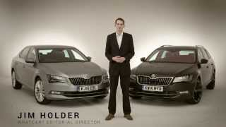 Promoted Content: Skoda Superb
