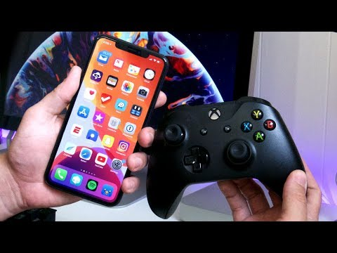 iOS 13 - How To Connect A XBOX ONE CONTROLLER To iPhone Or iPad