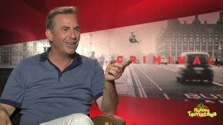 Criminal Interviews: Kevin Costner & Gary Oldman
