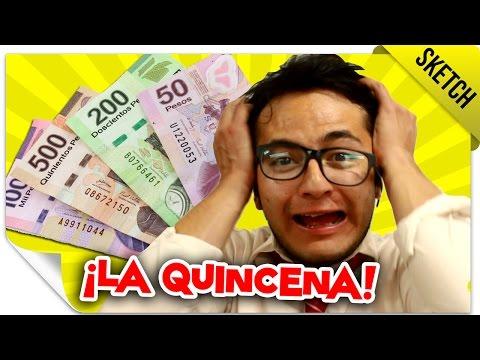 God�nez En Quincena | SKETCH | QuePari�!