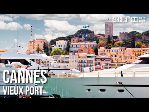 Port of Cannes (Yacht Festival), Film Festival - 🇫🇷 France - 4K Virtual Tour