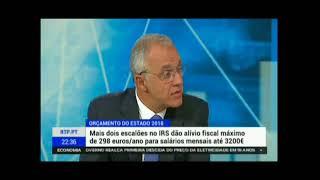 OE 2018 – análise de Jaime Esteves para a RTP3 (programa 360º)