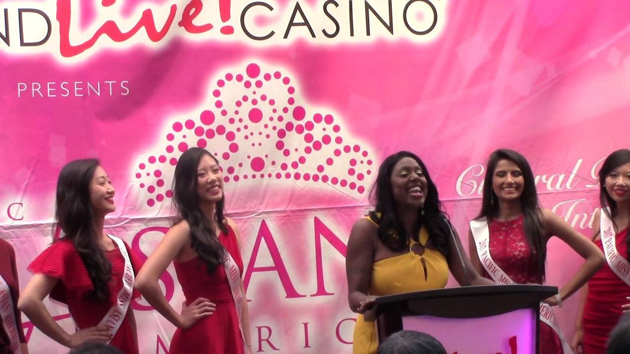 2017 pacific miss asian american finalists press conference at