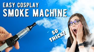 SO THICK! Smoke Machine for Costumes & Props