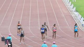 indian olympic trials women s 400m run 56th national inter state sr athletics championships 2016