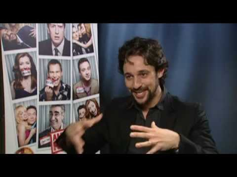 American Pie: Reunion Interview - Thomas Ian Nicholas - YouTube