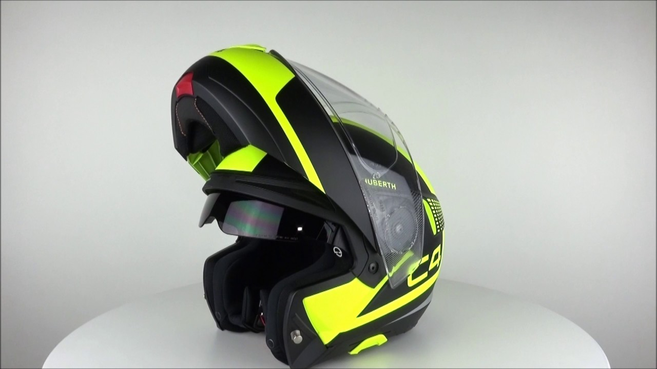 schuberth c4 legacy helmet champion helmets youtube
