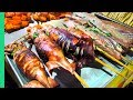 Filipino Street Food at Roxas Night Market in Davao! CHEAPEAST Street Food Market in the WORLD!