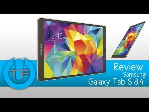 Samsung Galaxy Tab S 8 4 review   Análisis completo