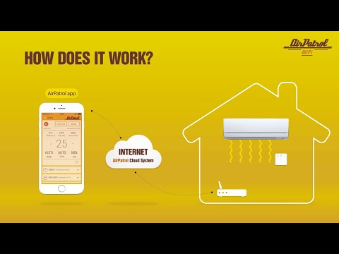 AirPatrol WiFi version 2 setup - How does it work? NEW!
