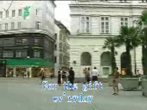 The Gift karaoke