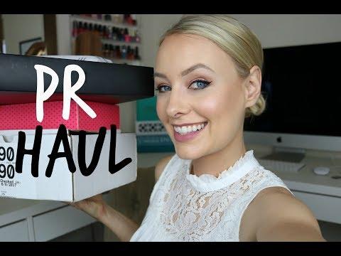 PR Haul | Free Makeup June 2017