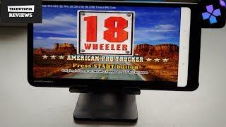 18 Wheeler American Pro Trucker DamonPS2 Pro PS2 Games on smartphones/Android