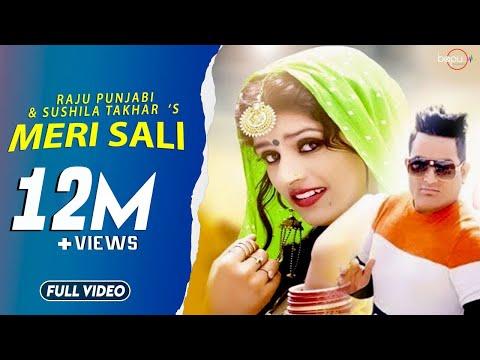 meri-sali raju-punjabi himansi-goswami new-haryanvi-songs-haryanvi-2020 new-haryanvi bapu-records