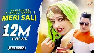 Meri Sali|Raju Punjabi|Himansi Goswami|New Haryanvi Songs Haryanvi 2020|New Haryanvi|Bapu Records