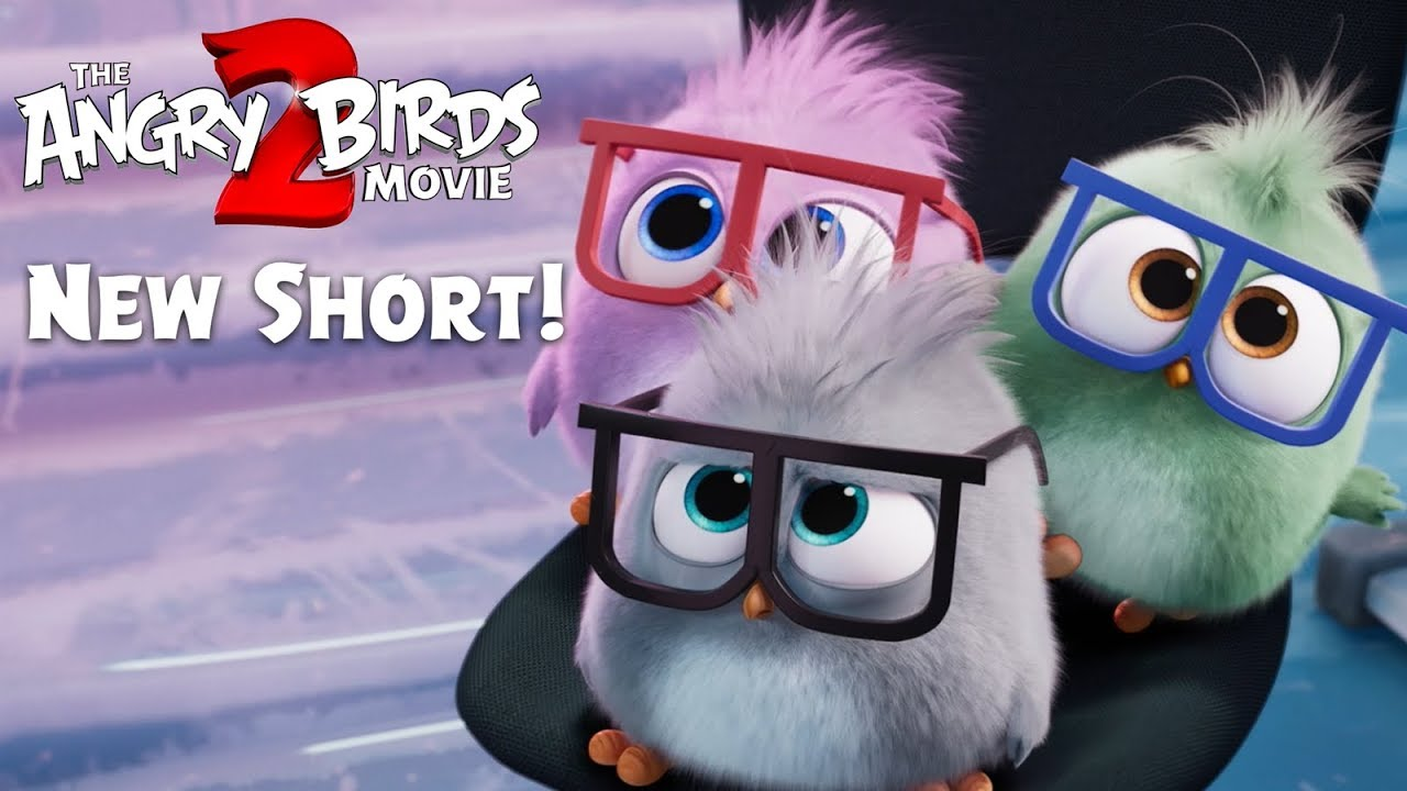 The Angry Birds Movie 2 - Hatchlings Clip · 3dtotal · Learn