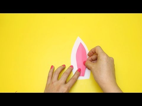 4 EASTER CRAFT IDEAS | DIY PAPER AND WOOLEN BUNNIES FOR EASTER