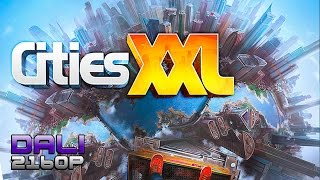 Cities XXL PC 4K Gameplay 2160p