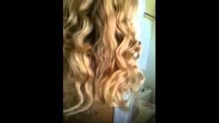 DIY high lights 3/4 wig results Thumbnail