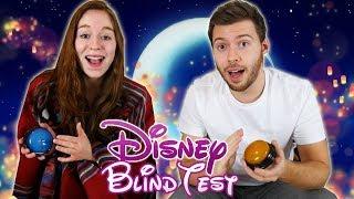 BLIND TEST DISNEY CHALLENGE ! Feat Newtiteuf & Ptikouik !