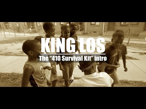 "King Los - The ""410 Survival Kit"" - (official VIDEO) prod by Dcember Moon & BJR"
