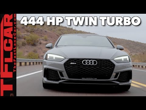 2018 Audi RS 5 Launch Control Review: Everything You Ever Wanted to Know!