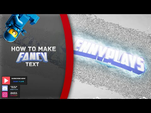 How to make a fancy text on pixellab [Photoshop touch not required!]