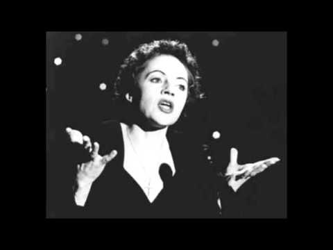 Edith Piaf hat geliebt, gelebt und gesungen bis der Tod kam