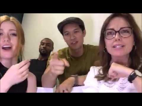 Shadowhunters Ep 6 Periscope chat
