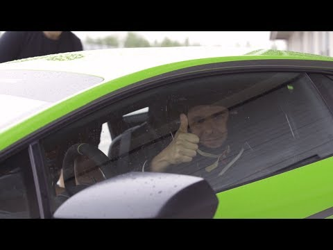 Mike Jones - Muse Hits The Race Track With Lamborghini