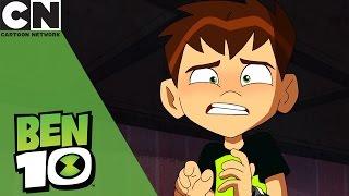 Ben 10 | Scared Silly | Cartoon Network