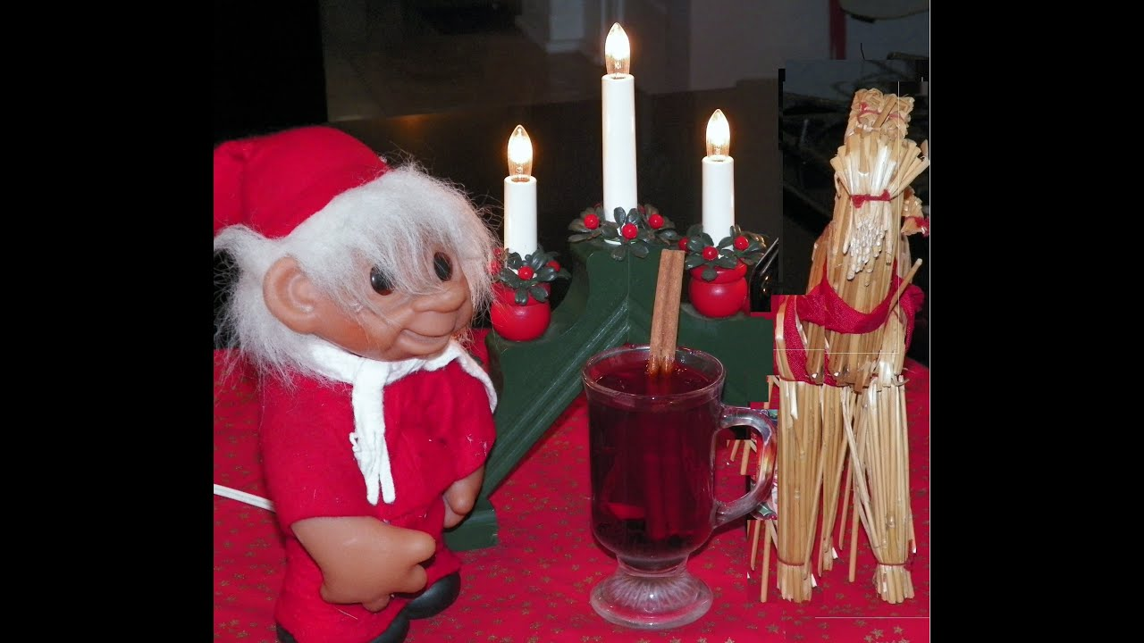 How to make Swedish Glogg - Glögg  A mulled wine drink recipe for cold  winters & Christmas (Jul)