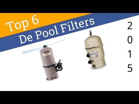 6 Best DE Pool Filters 2015