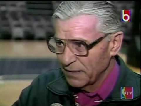 Vintage NBA: PETE MARAVICH