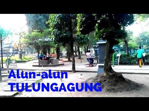 Alun-alun Tulungagung in Modern Day