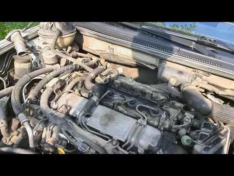 Фото к видео: ошибка Р0093 в двигателе 1CD-FTV
