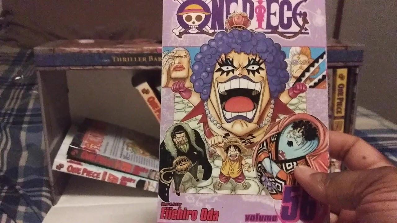 One piece Manga Box set 47 - 70 Unboxing! - YouTube