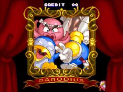 Gokujou Parodius OST - Cooking Mambo